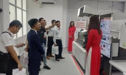 Ra mắt Trung tâm gia công EDM và Robot Mitsubishi tại Trung tâm Đào tạo Khu Công nghệ cao