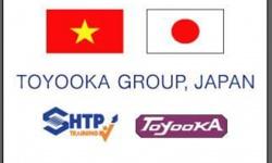 Lễ ra mắt văn phòng liên lạc của Công ty Toyooka tại Việt Nam và lễ khai mạc chương trình