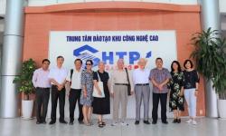 Tre làng Phú An tại Khu Công nghệ cao